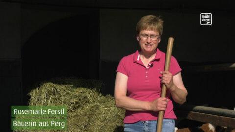 """Rosemarie Ferstl """"I schau Mühlviertel.TV"""""""