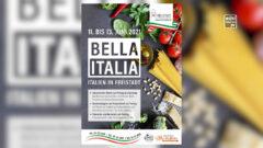 Bella Italia – Italienischer Markt in Freistadt 11.-13.6.2021