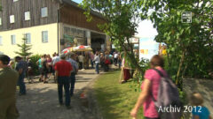 Tag der offenen Kuhstalltür in Gramastetten zum Weltmilchtag