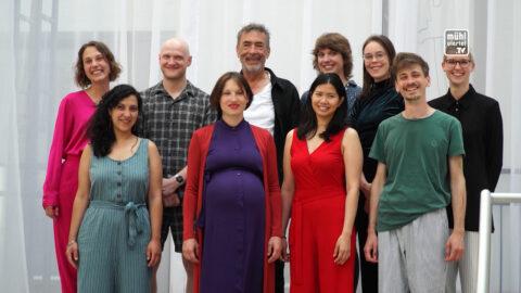 Verleihung Hubert von Goisern Kulturpreis in Salzburg