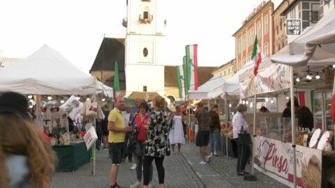 Bella Italia – Italienisches Fest und lange Einkaufsnacht in Freistadt
