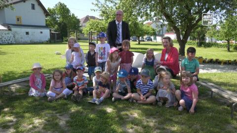 """Eröffnung Kindergarten """"Sonnenhaus"""" in Freistadt"""