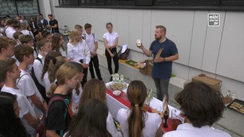 Genusstag in den Tourismusschulen Bad Leonfelden