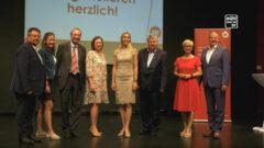 Verleihung JULIUS-Award und neue Führung WB Urfahr-Umgebung