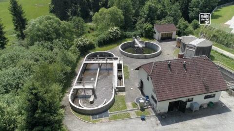 Effektive Wasserreinigung in Kläranlagen durch VTA