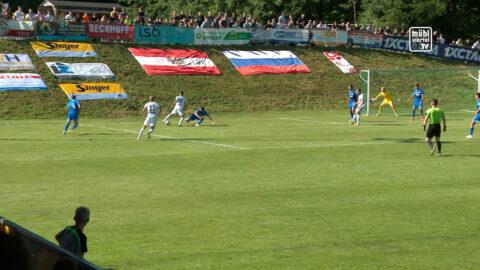 Dynamo Moskau gegen LASK in Pregarten – DAS Sportevent des Jahres