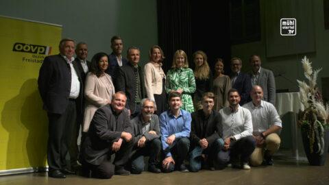 Stadtparteitag der ÖVP Freistadt