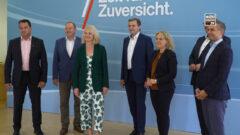 Mühlviertler Kandidaten der ÖVP für die Landtagswahl am 26.9.2021