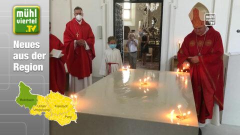 Altarweihe Pfarrkirche Rohrbach – Ein Fest der Freude und des Dankes!