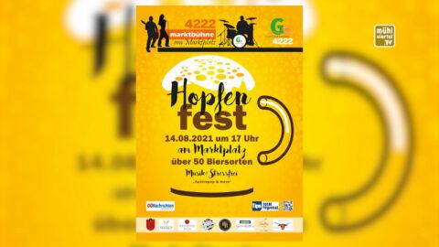 Hopfenfest in St. Georgen an der Gusen am 14.8.2021 ab 17:00