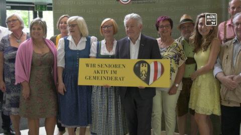 Willkommen OÖ-Tour des Seniorenbundes in Urfahr-Umgebung