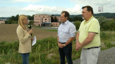 Zweites Gespräch mit Rainer Widmann und Hubert Reitbauer von WIFF