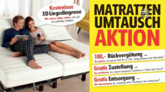 Matratzenumtauschaktion Betten Ammerer