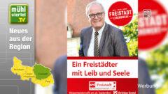 Christian Gratzl – SPÖ Freistadt – hat viel vor