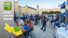FPÖ Freistadt startet mit Video und blauen Semmeln