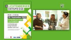 Lichtenberger Ortsmesse mit Flohmarkt im Seelsorgezentrum am 18.9.2021