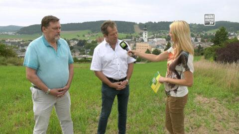 WIFF Bürgermeisterkandidat Rainer Widmann für Freistadt