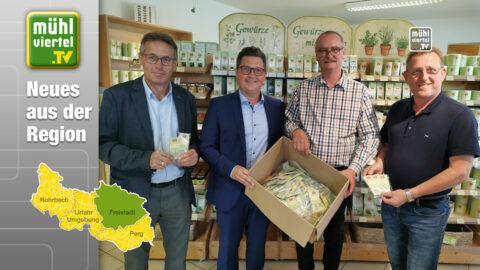 SPÖ setzt auf regionale Giveaways