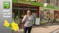 Bürgermeisterkandidat Klaus Hagenauer aus Ottensheim will Supermarkt mit Sozialfaktor
