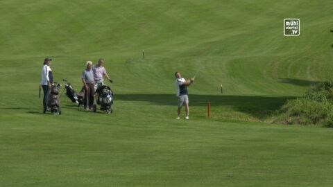 Promi-Golfturnier von START UP SPORT in St. Oswald