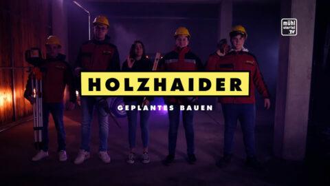 Firma Holzhaider – Lehrlingssuche