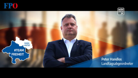 Landtagsabgeordneter Peter Handlos aus Tragwein