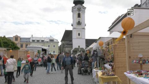 Kürbisfest und Vorstellung Erneuerbare Energiegemeinschaft in Freistadt