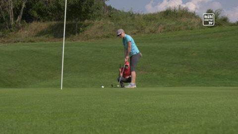 Charity-Golfturnier zugunsten Karibu World in St. Oswald