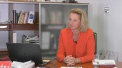 Gespräch mit Bürgermeisterin Elisabeth Teufer über die Stichwahl am 10.10.2021
