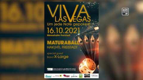 HAK-Ball in Freistadt am 16.10.2021