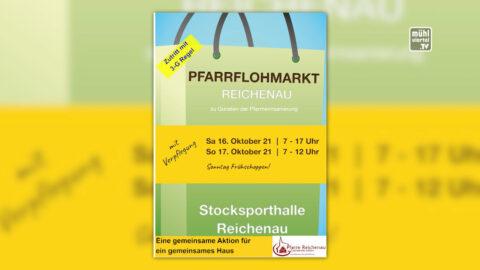 Pfarrflohmarkt in Reichenau im Mühlkreis am 16. und 17.10.2021