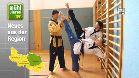 Erfreuliche Nachrichten vom Taekwondo Freistadt 2021