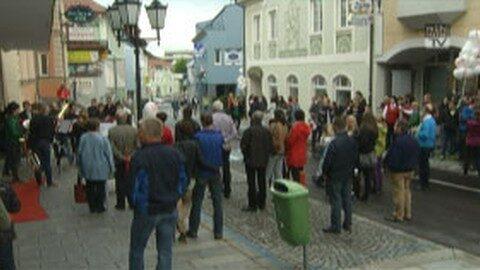 Lange Einkaufsnacht in Rohrbach 2014