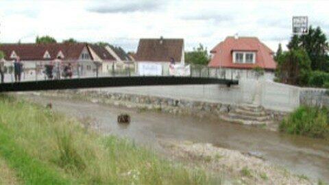 Eröffnung Hochwasserschutz in St. Georgen an der Gusen