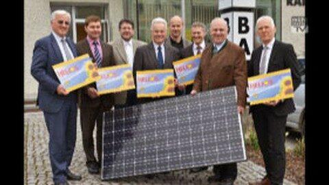 Raiffeisenbank Region Freistadt leistet aktiven Klimaschutz mit Sonnenstrom