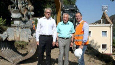 Linzer Westring: Bauvorbereitung läuft auf Hochtouren