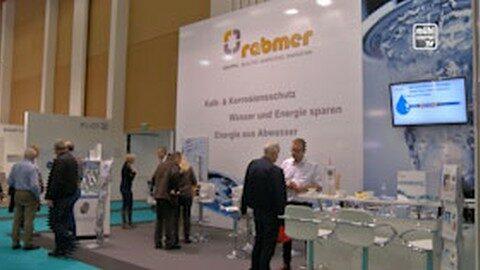 Neueste Umwelttechnik der Firma Rabmer