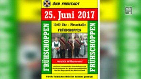 Ankündigung: Bezirkswandertag des ÖKB Freistadt
