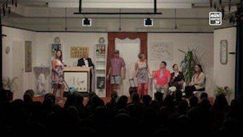"Theater in Lasberg ""14 Tage Luxus"""