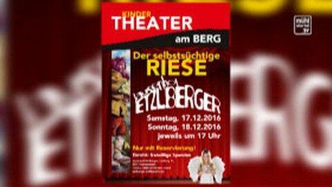 Ankündigung: Etzlbergerhof in Gramastetten Benefizkindertheater