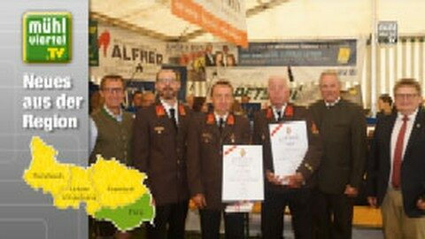Auszeichnungen für Ehrenamtliche in Naarn