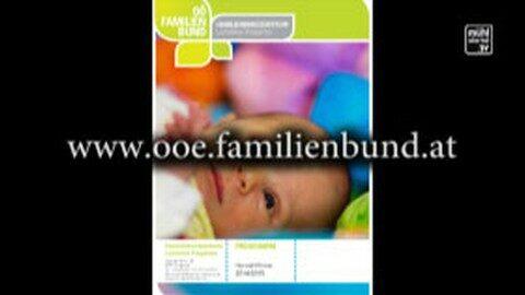 Familienbundzentren im Mühlviertel starten mit neuem Herbst/Winter-Programm