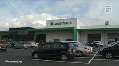 Neueröffnung Lagerhaus in Engerwitzdorf