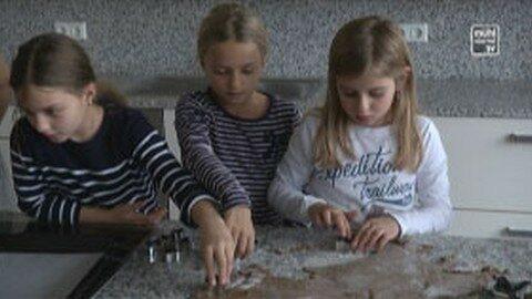 Gemeinsam Kekse backen in Rohrbach