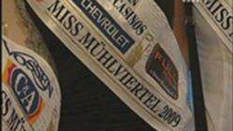 Miss Mühlviertel 2009