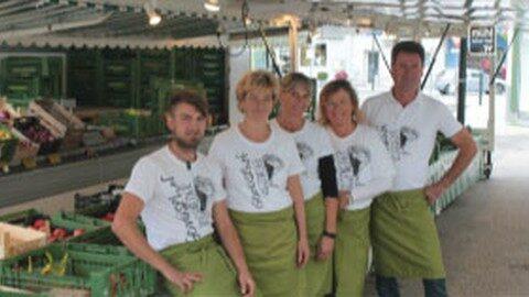 Gemüsehof Voggeneder: 35-jähriges Markt-Jubiläum in Perg