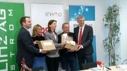 Energiesparpaket der Energie AG u. Linz AG