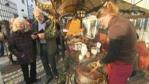 Brauchtumsmarkt in Oberneukirchen