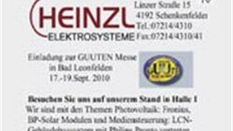 Heinzl Elektrosysteme