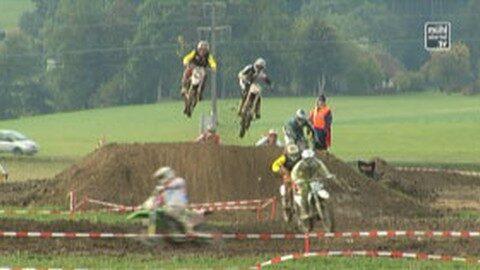 Motocrossrennen vom MSC Kronast in Lest